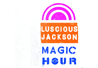 Luscious Jackson - Magic Hour - (CD)