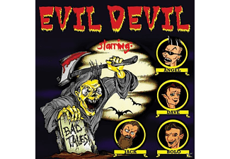 Evil Devil - Bad Tales - (CD)