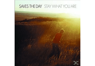 Saves The Day - Stay What You Are - (Vinyl)