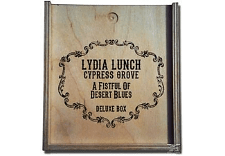 Lydia/Cypress Grove Lunch - A Fistful Of Desert Blues (Lim.Ed.Box) [CD]