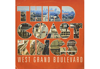 Third Coast Kings - West Grand Boulevard - (CD)
