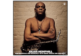 Julius Hemphill - Raw Materials And Residuals - (LP + Bonus-CD)