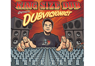 VARIOUS - King Size Dub Special-Dubvisionist - (CD)