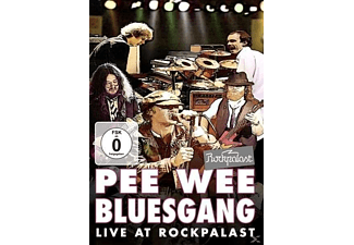 Pee Wee Bluesgang - Live At Rockpalast - (DVD)