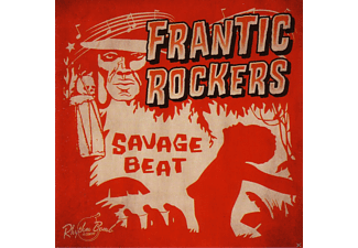 Frantic Rockers - Savage Beat [CD]