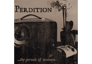 The Perdition - The Persuit Of Sexyness Ep [Vinyl]