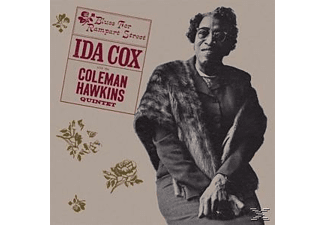 Ida With The Coleman Hawkins Quintet Cox - Blues For Rampart Street - (Vinyl)