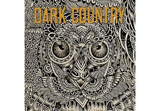 The Country Dark - Dark Country - (Vinyl)