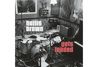 Hollis Brown - Gets Loaded - (CD)