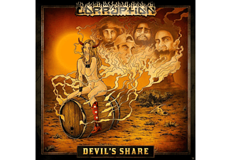 Corruption - Devil's Share - (CD)