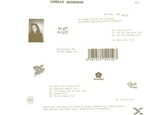Camilla Sparksss - For You The Wild - (CD)