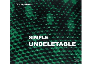 Simple - Undeletable - (CD)