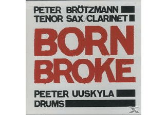 Peter Brötzmann - Born - (CD)