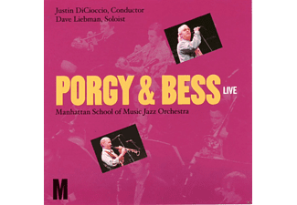 David Liebman - Porgy & Bess - (CD)