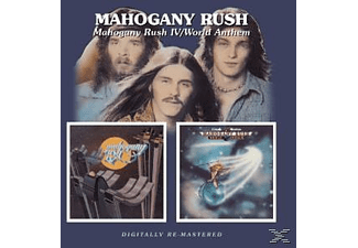 Mahogany Rush - Mahagony Rush 4/World Anthem - (CD)