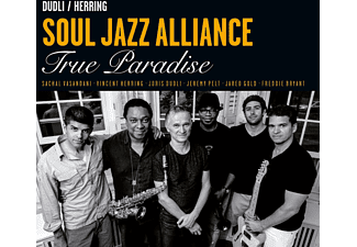 Soul Jazz Alliance, Joris Dudli, Vincent Herring - True Paradise - (CD)