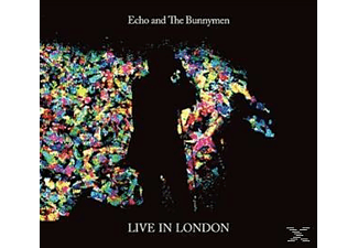 Echo & The Bunnymen - Live In London [CD]