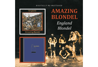 Amazing Blondel - England / Blondel - (CD)