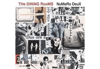 The Dining Rooms - Numero Deux - (CD)