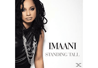 Imaani - Standing Tall - (CD)