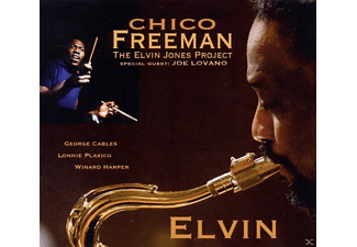 Chico Freeman - Elvin - The Elvin Jones Project - (CD)