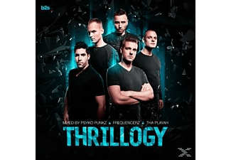 VARIOUS - Thrillogy 2014 [CD]