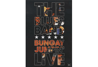 The Blues Band - Bungay Jumpin' Live - (CD + DVD Video)