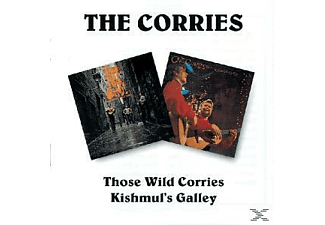 Corries - Those Wild Corries/Kishmul's Gallery - (CD)