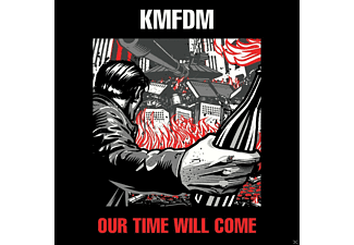 KMFDM - Our Time Will Come - (CD)
