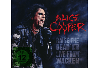 Alice Cooper - Raise The Dead - Live From Wacken [CD + DVD]