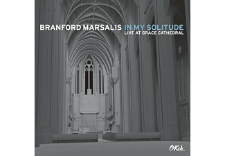Branford Marsalis - In My Solitude: Live In Concert At Grace Cathedral [CD]