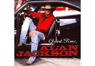 Alan Jackson - Good Time (CD)