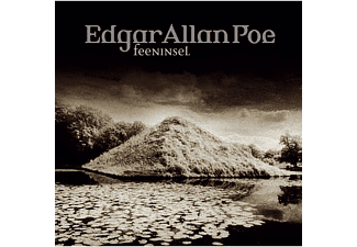 Edgar Allan Poe Teil 30: Feeninsel - (CD)