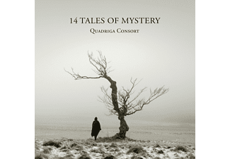 Quadriga Consort - 14 Tales Of Mystery [CD]
