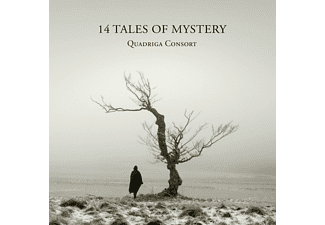 Quadriga Consort - 14 Tales Of Mystery - (CD)