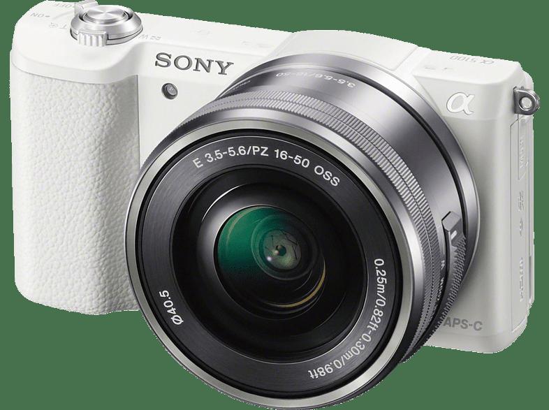 SONY Alpha 5100 με φακό 16-50 mm (ILCE-5100LW) hobby   φωτογραφία φωτογραφικές μηχανές mirrorless cameras