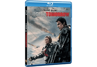 Edge of Tomorrow Action Blu-ray