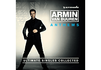 Armin Van Buuren - Anthems - Ultimate Singles Collected | CD