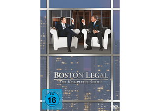Boston Legal (Complete Box) [DVD]