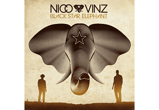 Nico & Vinz - Black Star Elephant - (CD)
