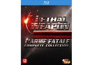 Lethal Weapon - Complete Collection | Blu-ray