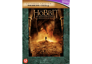 The Hobbit: The Desolation Of Smaug (Extended Edition) | DVD