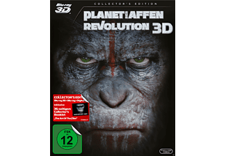 Planet der Affen - Revolution [3D Blu-ray]