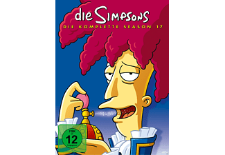 Simpsons - Staffel 17 - (DVD)