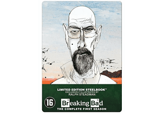 Breaking Bad - Seizoen 1 (Limited Edition Steelbook) | DVD