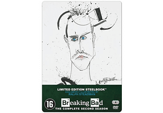 Breaking Bad - Seizoen 2 (Limited Edition Steelbook) | DVD