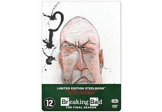 Breaking Bad - Seizoen 5 Deel 2 (Limited Edition Steelbook) | DVD