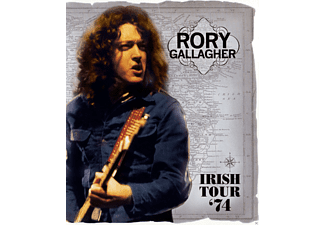 Rory Gallagher - Irish Tour 1974 [Blu-ray]