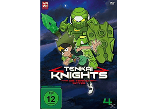 Tenkai Knights - Vol. 4 - (DVD)