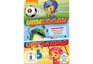 Team Umizoomi - Umigames - (DVD)